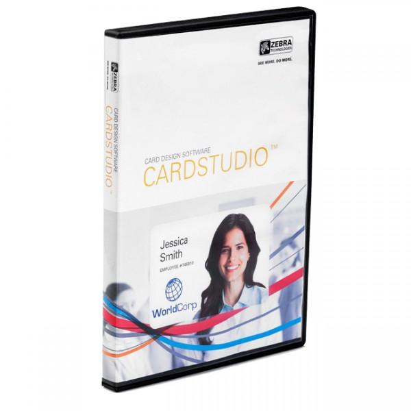 Zebra ZMotif CardStudio Kartendruck Software