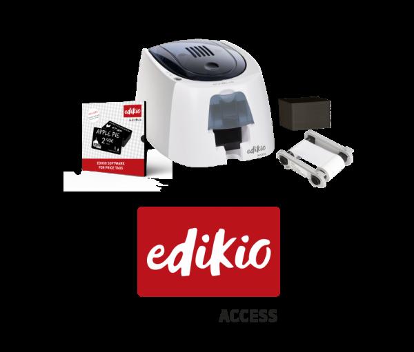 Evolis Edikio Access - Preisschilddrucker Lösung