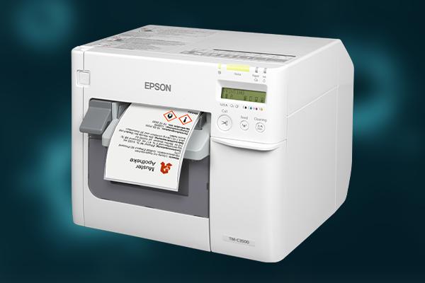 auto-ID-Epson-ColorWorks-C3500-Desinfektionsmittel