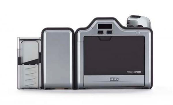 HID Fargo Kartendrucker HDP5000 Front 89640