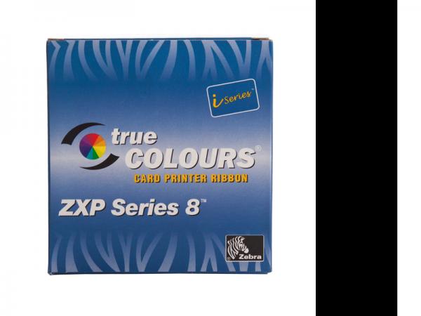 Zebra ZXP Series 8 Farbband schwarz monochrom