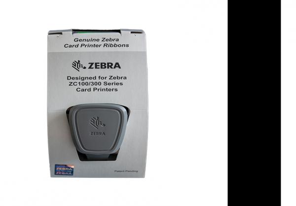 Zebra Farbband ZC Series schwarz 800350-301EM