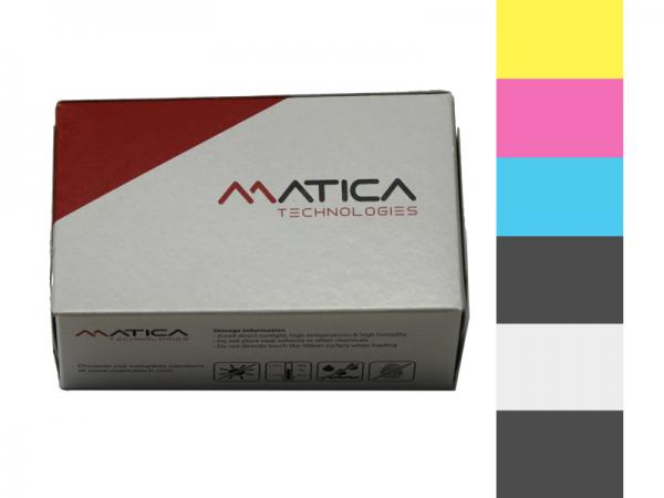 Matica Espresso YMCKOK Farbband PR000033