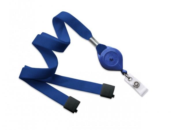 OptiWeave Lanyard, königsblau, 16mm