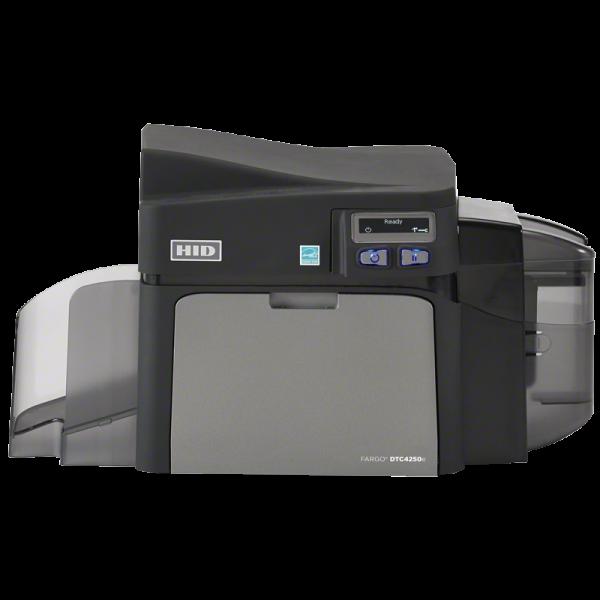 HID Fargo Kartendrucker DTC4250e Front 052010