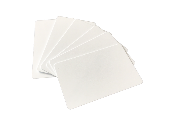 Zebra Premier Karten weiss 0,76mm