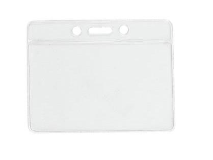 Vinyl Kartenhalter Querformat horizontal
