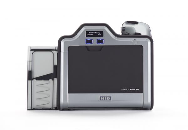 HID Fargo Kartendrucker HDP5000 Front 89602