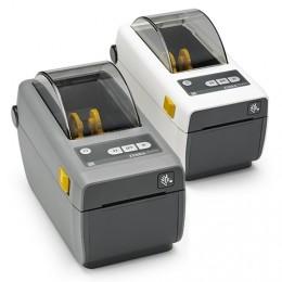 Zebra ZD410, 203dpi, VS, RTC, EPLII, ZPLII, USB, dunkelgrau - ZD41022-D0E000EZ