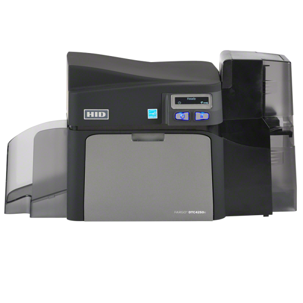 HID Fargo Kartendrucker DTC4250e Dual Front 052210