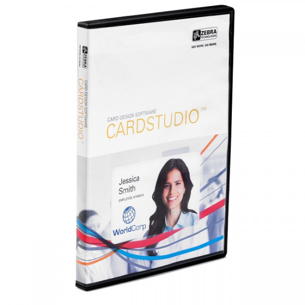 Zebra ZMotiv Cardstudio Kartendruck Software
