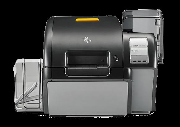 Kartendrucker Miete Zebra ZXP Series 9