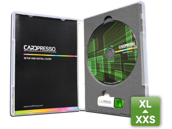 Cardpresso Upgrade XXS auf XL
