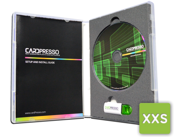 Cardpresso XXS Kartendruck Software