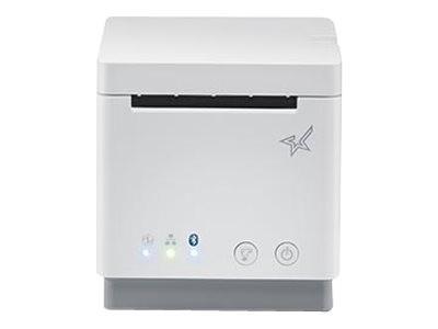 Star mC-Print2 Bondrucker, USB, BT, Ethernet, 203dpi, Cutter, weiß - 39653090