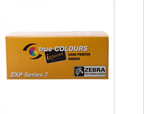Zebra ZXP Series 7 Farbband Weiß 800077-719EM
