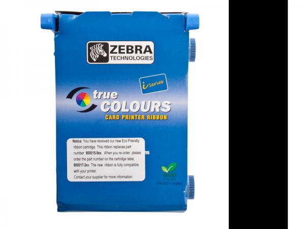 Zebra Value Line Eco Farbband schwarz mono