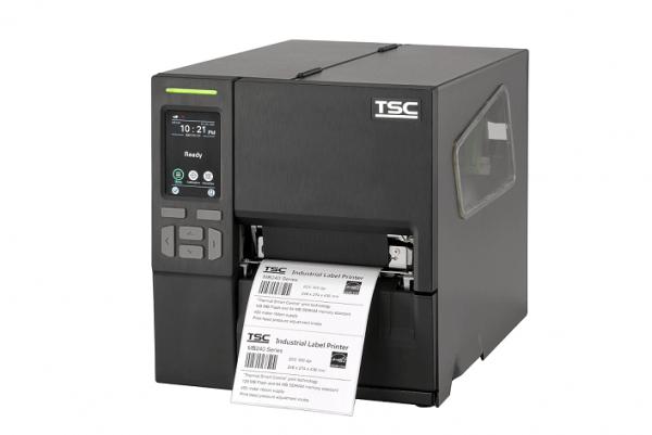 TSC MB240T, 203dpi, Disp., RTC, EPL, ZPL, ZPLII, DPL, USB, RS232, Eth. - 99-068A001-1202