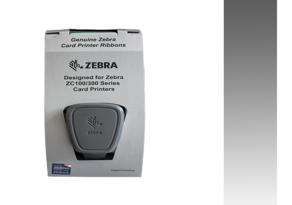 Zebra Farbband ZC Series silber 800300-307