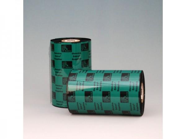 Zebra 5095 Harzband 110 mm x 74 m