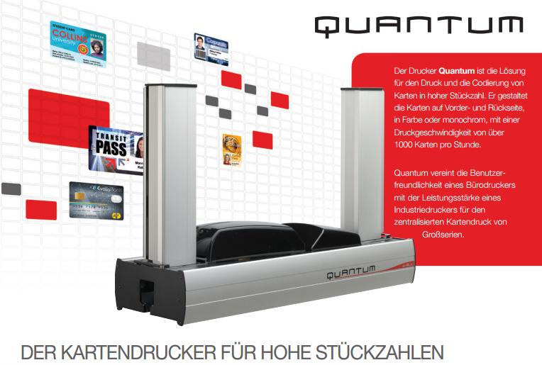 Quantum-Drucker