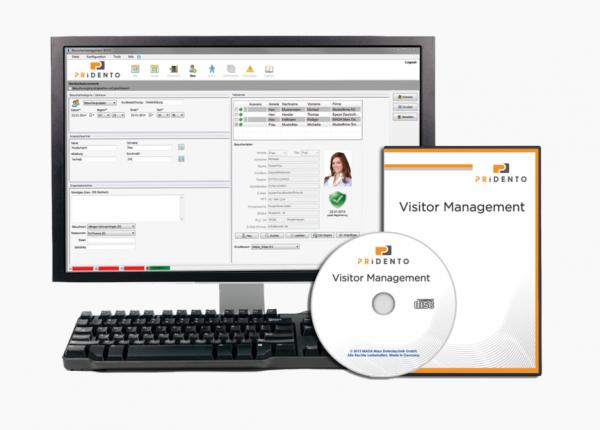 Software Pridento VMS Advanced - 1 Extra User
