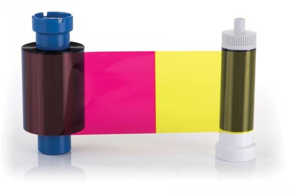 Pridento PD300YMCKO Farbband vollfarbig