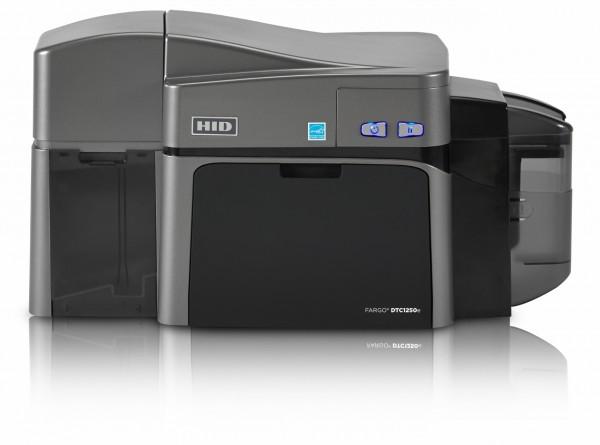 HID Fargo Kartendrucker DTC1250e Dual Front 050118