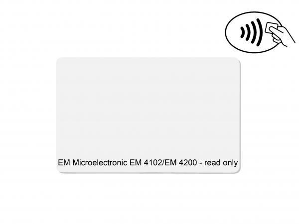 Chipkarte EM 4102