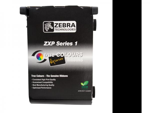 Zebra ZXP Series 1 Farbband schwarz 800011-101