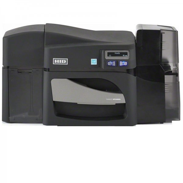 HID Fargo Kartendrucker DTC4500e Front 055116