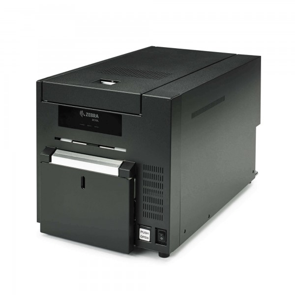 Zebra ZC10L Großformat Kartendrucker USB