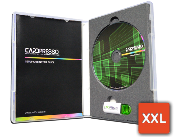 Cardpresso XXL Kartendruck Software