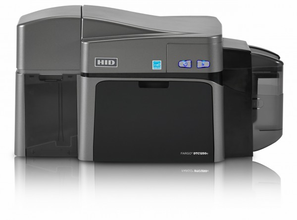 HID Fargo Kartendrucker DTC1250e Dual Front 050130