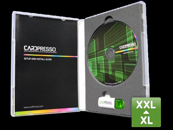 Cardpresso Upgrade XL auf XXL