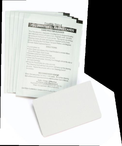 Zebra P1xxi Reinigungskarten Set 105912G-912