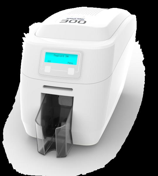 Magicard 300 Uno - Kartendrucker - einseitig