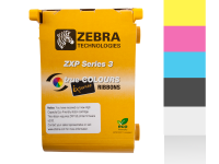 Zebra True Colours ix YMCKOO