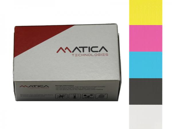 Matica Espresso YMCKO Farbband PR000031