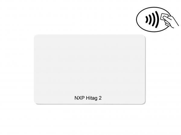 Chipkarte NXP Hitag 2 blanko uncodiert
