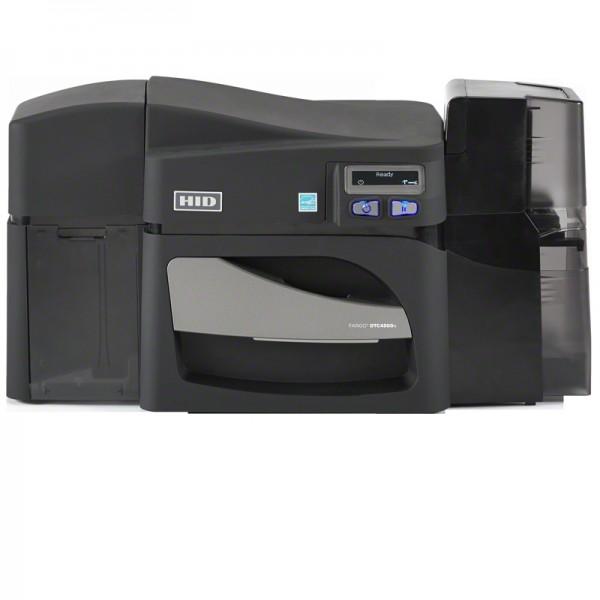 HID Fargo Kartendrucker DTC4500e Front 055600