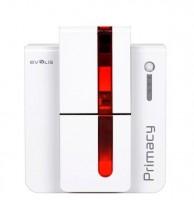 Evolis Primacy Fire Red (2 seitig) USB Eth Chip MIFARE PM1H0ELYRD
