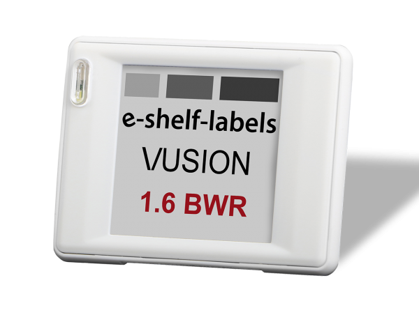 """VUSION 1.6"""" Label 868 MHz BWR EU140"""