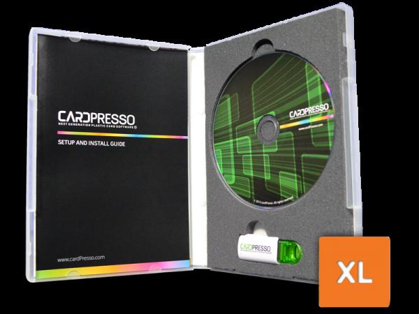 Cardpresso XL Kartendruck Software