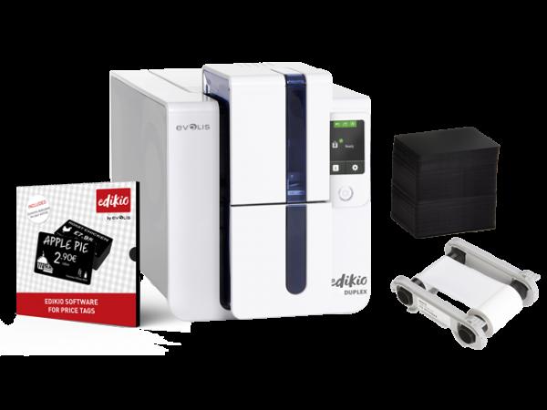 Evolis Edikio Duplex - Preisschilddrucker Lösung ED1H0000CD-BS003