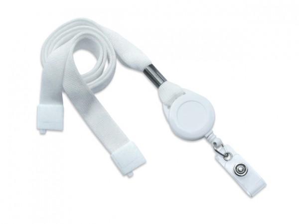 OptiWeave Lanyard, weiß, 16mm