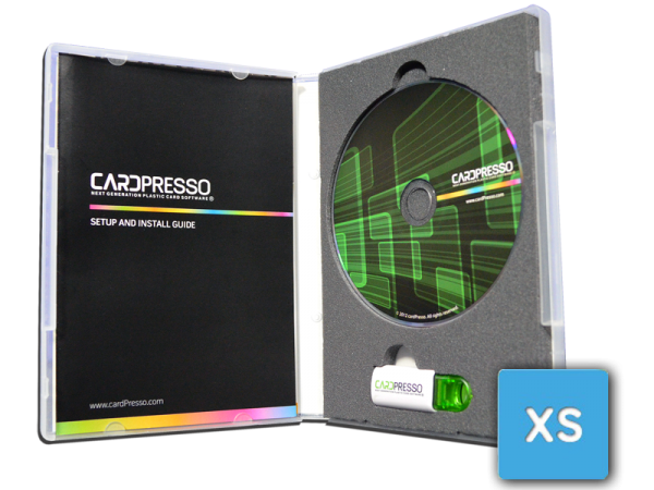 Cardpresso XS Kartendruck Software
