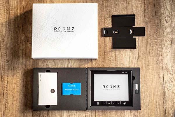 ROOMZ Experience Box Schwarz