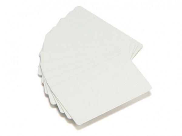 Evolis PVC Karte wiederbeschreibbar blau C5101