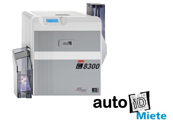 Kartendrucker Miete XID 8300